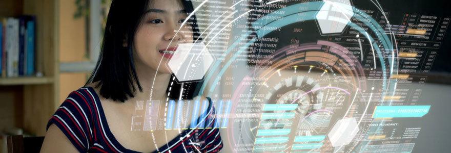 Communication holographique